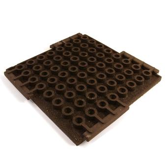 Outdoor rubber rooftop and deck tile nutek flooring outdoor rubber rooftop and deck tile bottom tyukafo