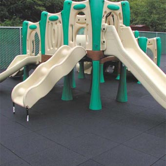 Playground Surface Rubber Flooring Bounce Back Nutek