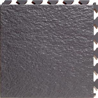 SlateLock Modular Floor Tile For Basements Garage Slate Top Tile